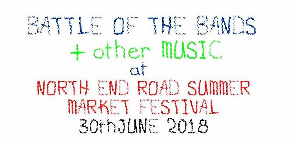 North End Road Music Festival