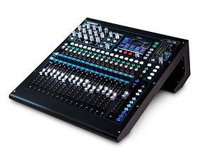 Allen & Heath Qu16 Digital Mixer Hire