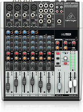 6 Channel Analogue Mixer Hire