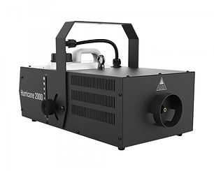 Smoke Machine Hire Chauvet Hurricane 2000