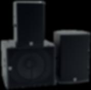 Martin Audio Blackline Hire