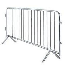 Event Barrier & Fencing Hire