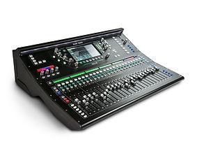 Allen & Heath SQ6 Digital Mixer Hire
