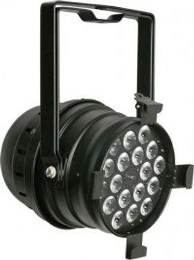 LED Par Stage Lighting Hire