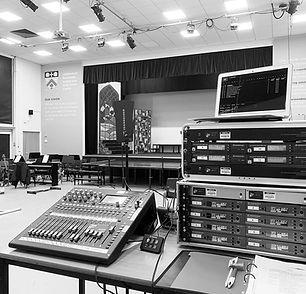 School Theatre Audio Radio Mic Production Hire