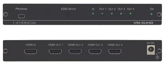 Kramer 4:1 HDMI Splitter