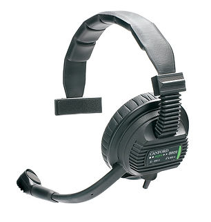 Tecpro Single Muff Headset