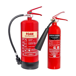 Event Fire Extinguisher Hire