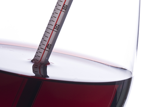 La Temperatura en el Vino
