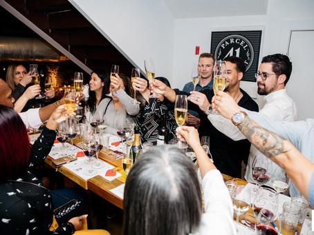 Pre Valentine's Day Wine Tasting Social