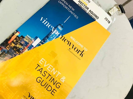 VINEXPO NEW YORK 2019