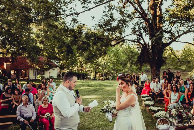 Thaisa e Mateus - Casamento