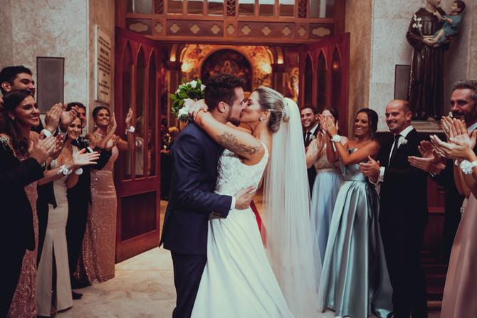 Wilson e Carolina - Casamento