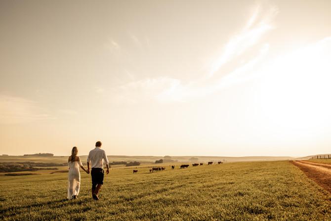André e Larissa - Pré-wedding