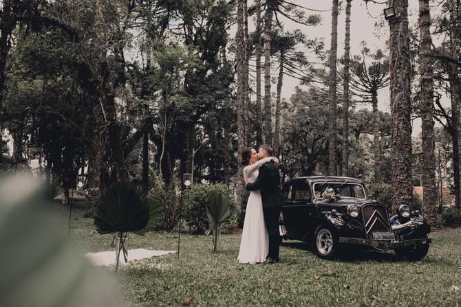 Sabrina e Daniel - Mini-Wedding