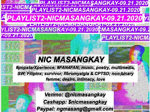 PLAYLIST2-NICMASANGKAY-09.21.2020