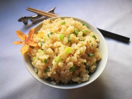 איך מבשלים אורז מלא טעים? - מתכון בסיס