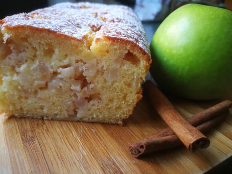 עוגת תפוחים ואגסים של רותי (אפשר עם כל פרי אחר)