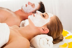 Relaxation Massage, Couples Skin Care
