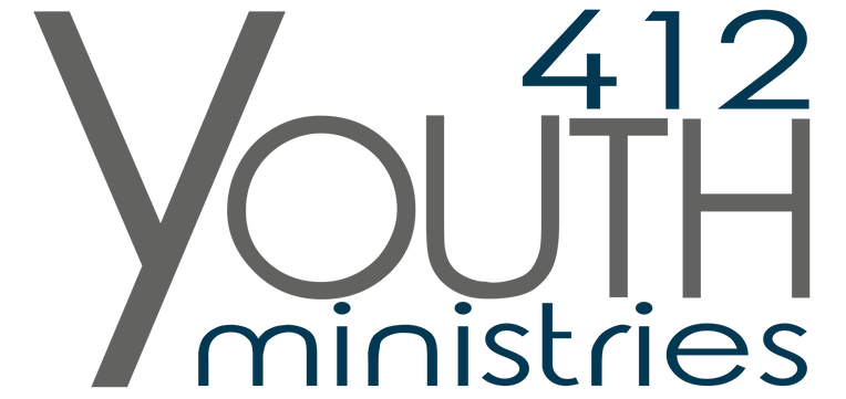 412 Youth Ministries Logo 2018 Blue Gray