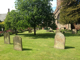 Churchyard Grass Cutting by Ditton Services