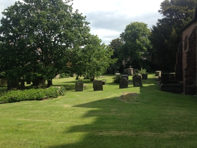 Ditton Services Grass Cut Cemeterys