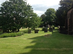 Ditton Services Grass Cut Cemeterys