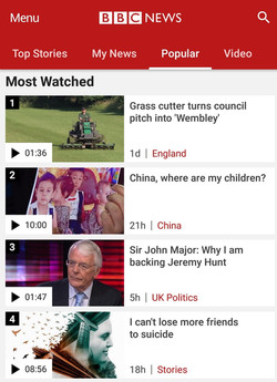 BBC England News