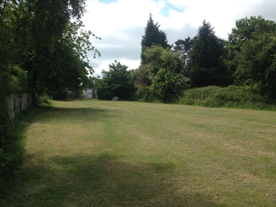 Dog Walking Area Grass Cut Ditton
