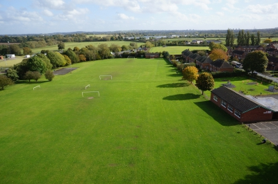 Football Pitches Cut Ditton Services