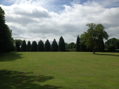 Green Open Spaces Cut Ditton Service