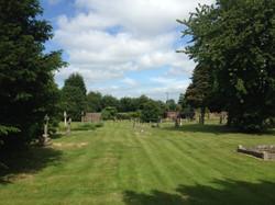 Cemetery Grass Cutting