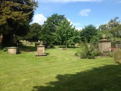 Cemetery Grass Ditton Services