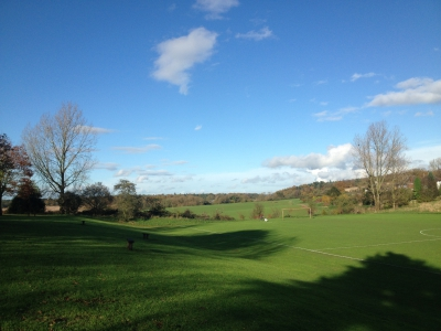 Playing Field by Ditton Services
