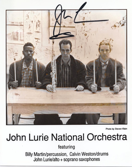 John Lurie National Orchestra