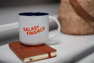Salary Finance Swag Packs
