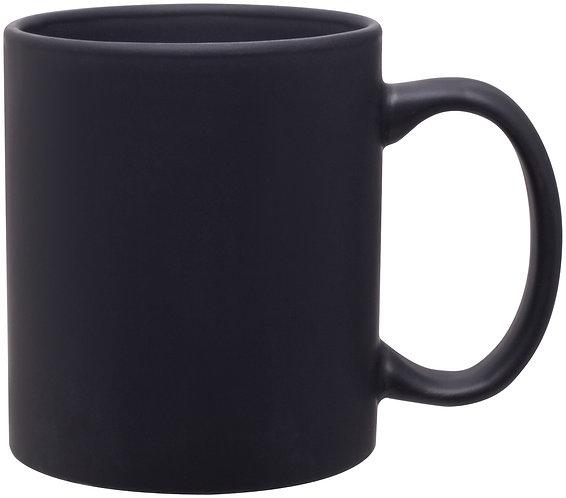 Matte Black Mug