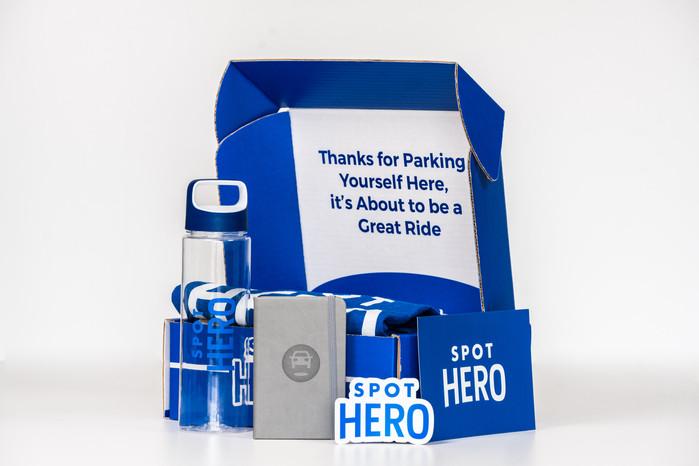 Spot Hero New Hire Packs