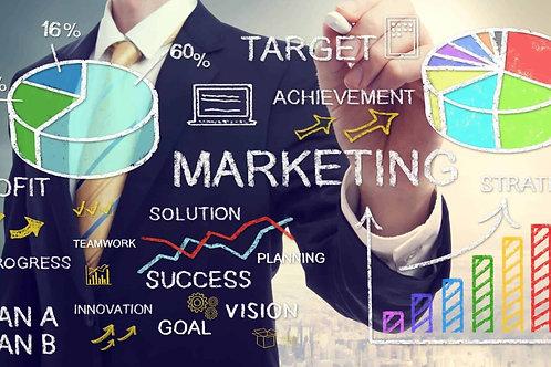 Marketing - 1 Month