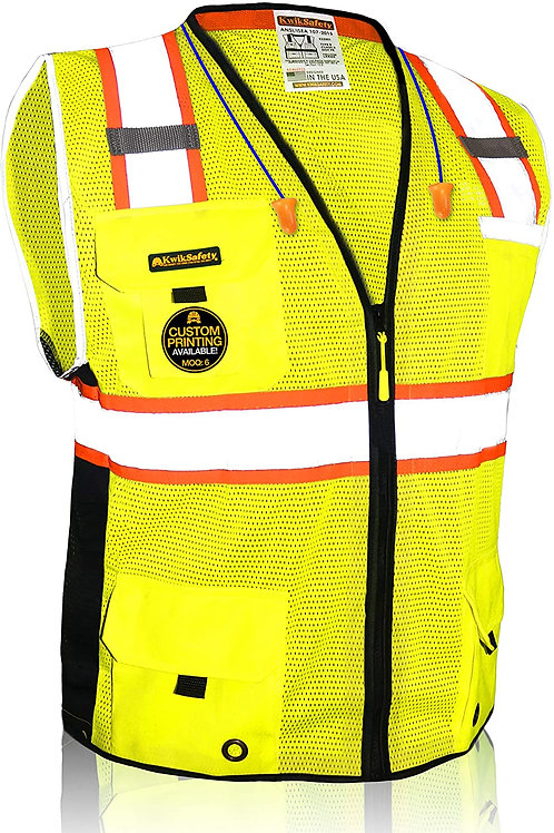 Party Chief Safety Vest