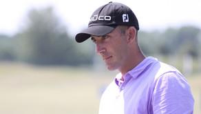 Ogilvy & Clayton Need A Golf Lesson