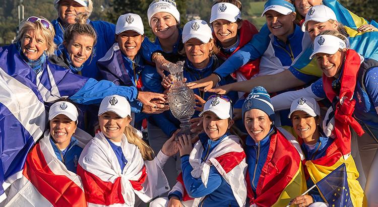 Still a long road for European women golfers