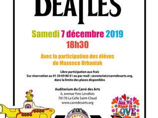 Soirée Beatles...