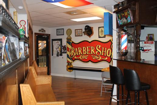 Aces & Eights Barbershop Men's Haircuts