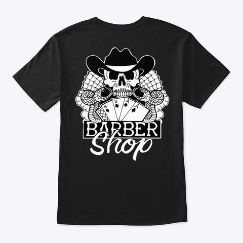 Aces & Eights Barbershop Tshirt
