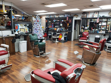 Aces and Eights Barbershop