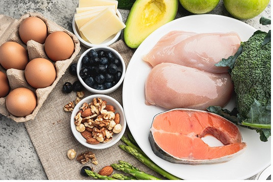 Keto Diet and Its Benefits / Laxi Weight Loss