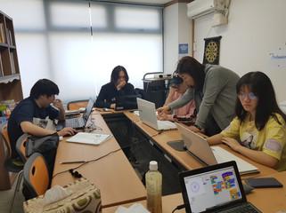 파이청년학교 2019년 2학기 수업 <4차 산업의 핵심-코딩>
