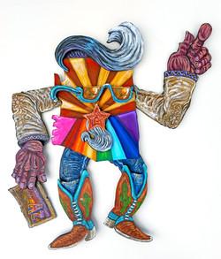 Marshall Shore mascot