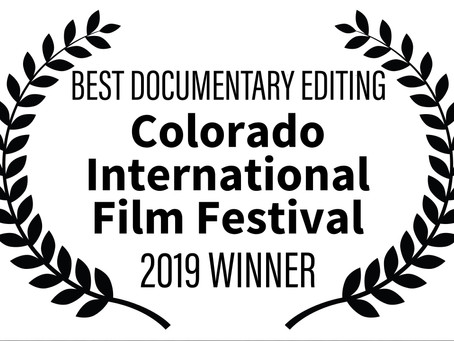 BEST EDITING AWARD TO THE VALLEY